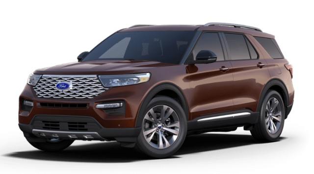 New 2020 Ford Explorer Platinum SUV Missoula, MT